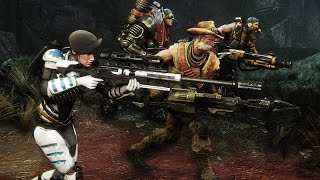 Evolve Review In Progress - What We Think So Far (Video Game Video Review)