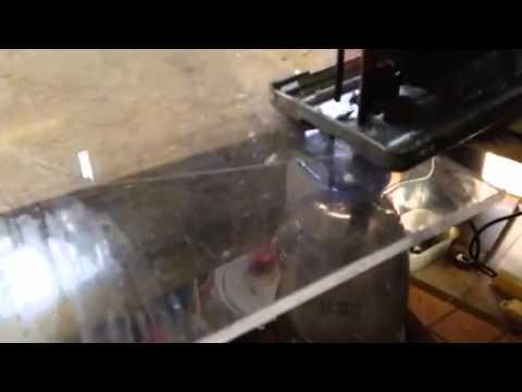 Come tagliare il policarbonato su misura