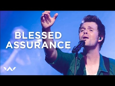 """Blessed Assurance"" - LIVE"