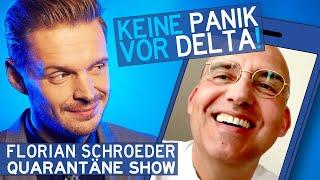 Die Corona-Quarantäne-Show vom 17.06.2021 mit Florian & Professor Eckhard