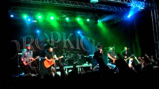 Dropkick Murphys - The Boys Are Back ( SP/Brasil 2014 )