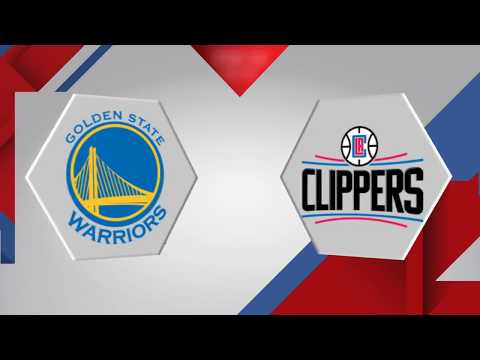 Los Angeles Clippers vs. Golden State Warriors - February 22, 2018