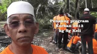 Terkorban @ kampong sg keli Hutan Melintang
