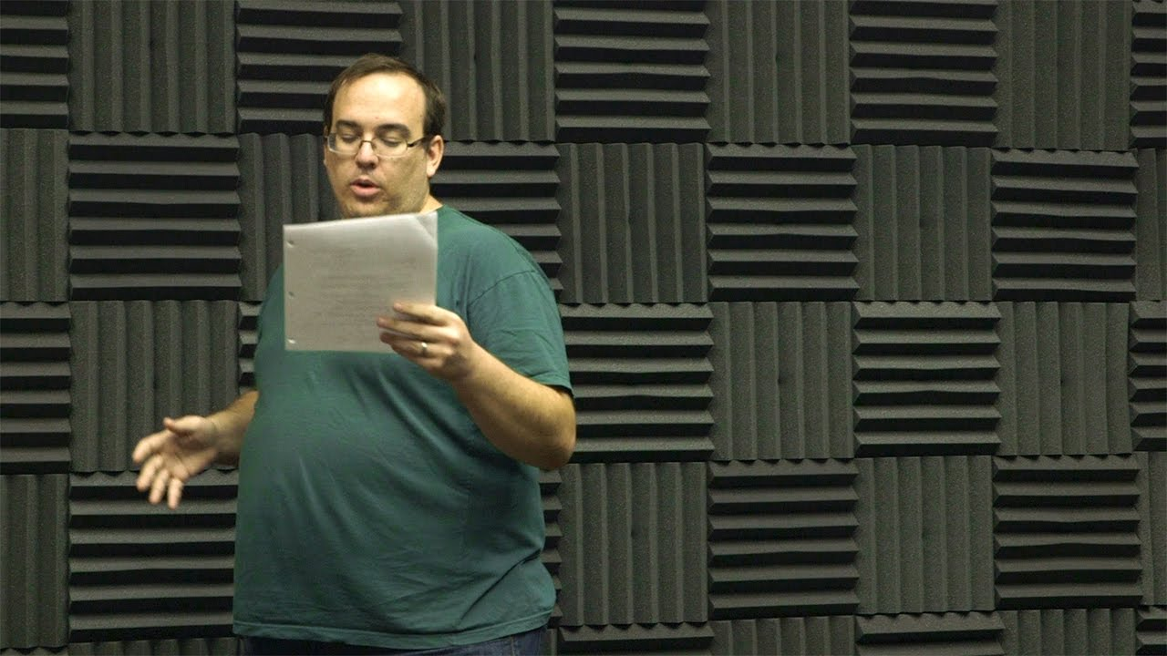 Voice Over Auditions Youtube