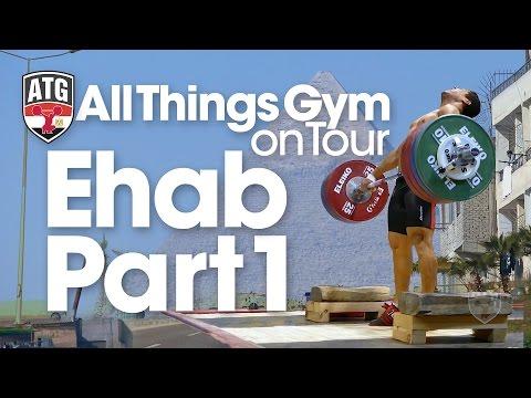 ATG on Tour Mohamed Ehab in Egypt Part 1 of 7 Monday Morning Training
