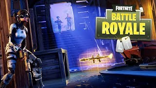 BEST FORTNITE SQUAD EVER! (Fortnite Battle Royale)