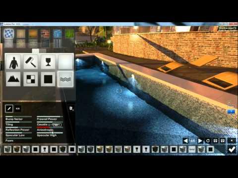 Como editar materiales en Lumion;Tutorial Lumion - MODELARQ