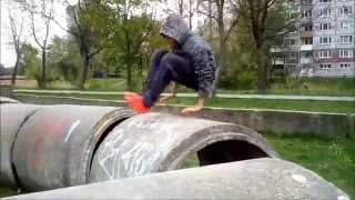 **Parkour LvL. Amater**