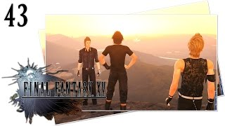 Final Fantasy XV [German] #43 Der Ravatogha Vulkan [HD+][LET