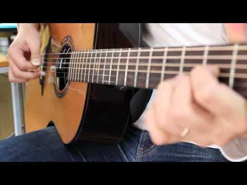 【ソロギター】「手紙~拝啓十五の君へ~」アンジェラ・アキ【TAB譜】【編曲&演奏:城直樹】【Arr. & Ply by Naoki Jo】 music