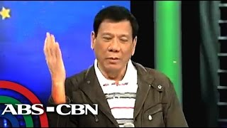 Duterte shows dance moves on 'GGV'