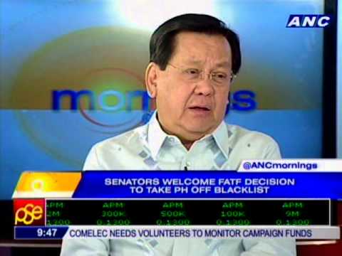 Osmeña sees third amendment to AMLA passed by Jan. 2013