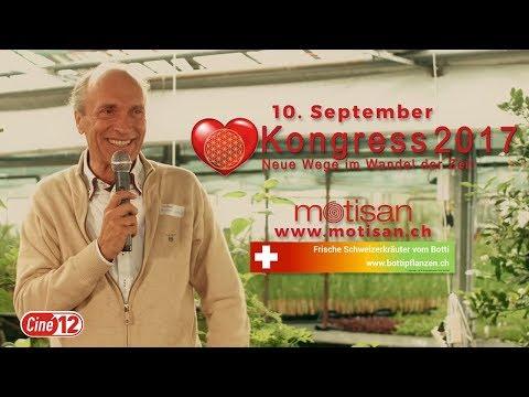 Begrüssung & Norbert Brakenwagen  / Kongress 2017 Neue Wege im Wandel der Zeit