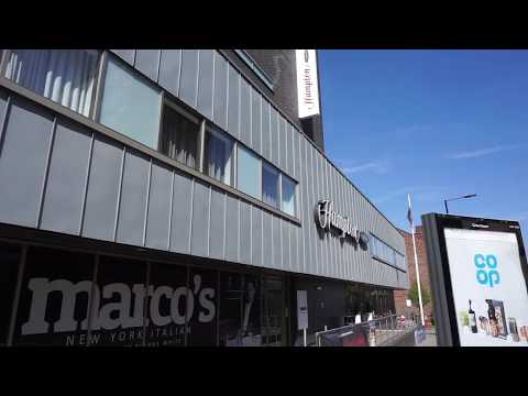 Hotel Review: Hampton by Hilton, Sheffield, South Yorkshire - April 2017