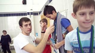 Школьная лига плавания города Ханты-Мансийска 2018г.