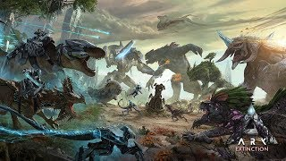 ARK: Extinction Expansion Pack Launch Trailer!