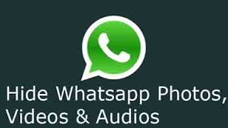 Video Hide Whatsapp Images and Videos from Gallery - No App Required download MP3, 3GP, MP4, WEBM, AVI, FLV Maret 2018