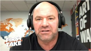 Dana White says Fight Island is in Abu Dhabi & reveals megacard for UFC 251 | First Take