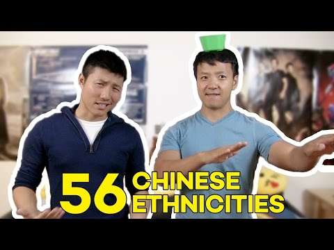 The 10 Largest Chinese Ethnic Groups