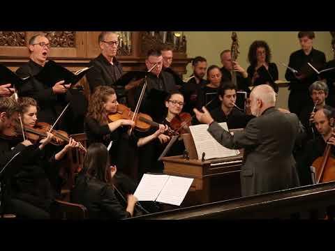 'Singet dem Herrn ein Neues Lied' BWV 225