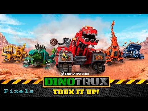 Dinotrux: Trux It Up! Full Game for Kids