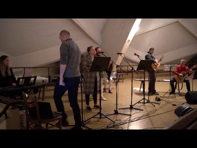 Zespół Trampolina - Jakie piękne jest imię Twe