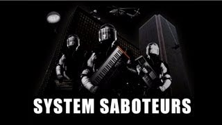 System Saboteurs - The Hidden Persuader Remixes