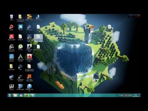 Download Minecraft com shiginima launcher + forge minecraft !!!! (2016)