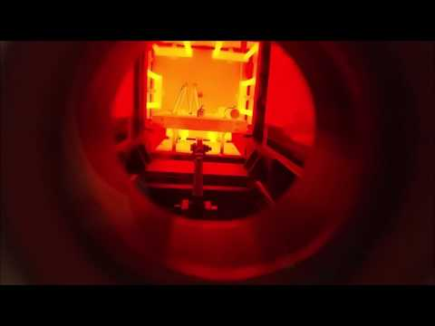 EXPERIMENT Glowing 1000 Degree Metal Hardening