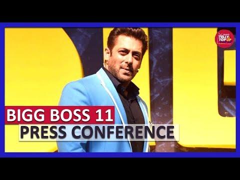 Salman Khan's Bigg Boss 11 Grand Launch | UNCUT