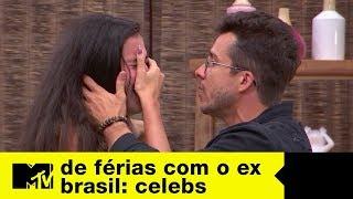 Acabou a amizade? Stéfani e Hana tretam feio | De Férias com o Ex Brasil Celebs Ep. 05
