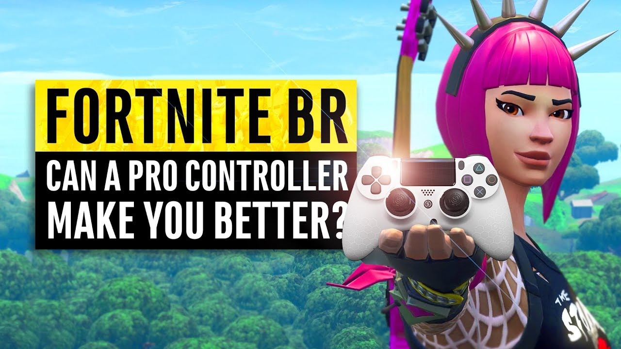 Fortnite Can A Scuf Pro Controller Make You Better Yes It Can Elite Gaming