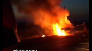 В выходные на 3-ем километре трассы Нефтекмск-Янаул столкнулись четыре машины. Есть погибшие