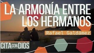 La Armonía entre los Hermanos. Rafael Galdámez