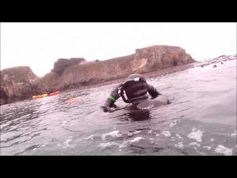 Caspar Beach Newbie Abalone Diving