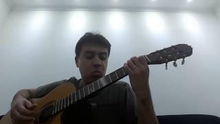Marcelo S. M. interpreta o hino Oração da Noite (CC 556) no violão