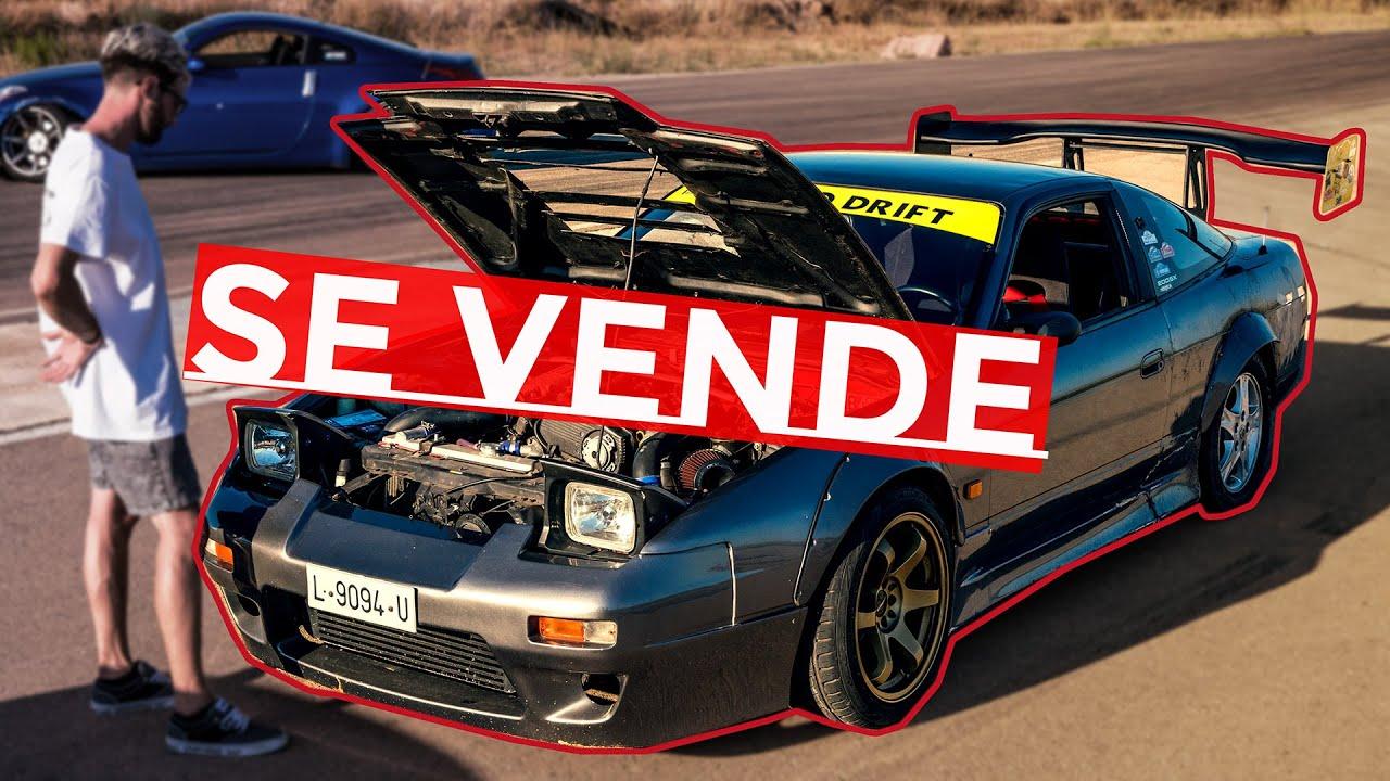 Adiós motor del NISSAN S13 de Drift 🚧 SWAP a RB25DET al fin!! 🔧 | NACHO DRIFT