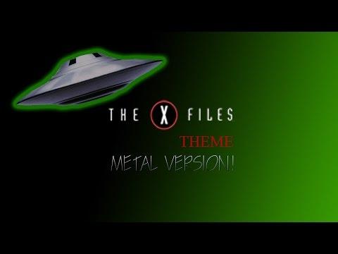 X FILES THEME (METAL VERSION!!!)