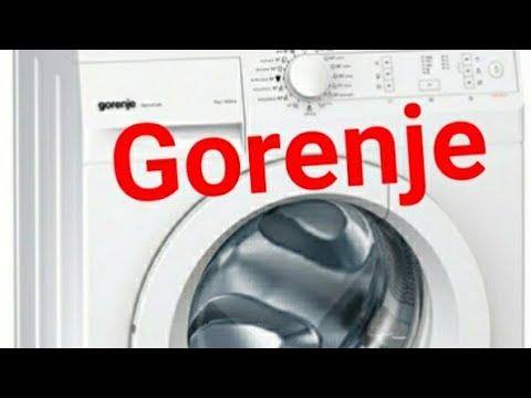 Стиральная машина Gorenje| Как разобрать стиральную машину Горенье