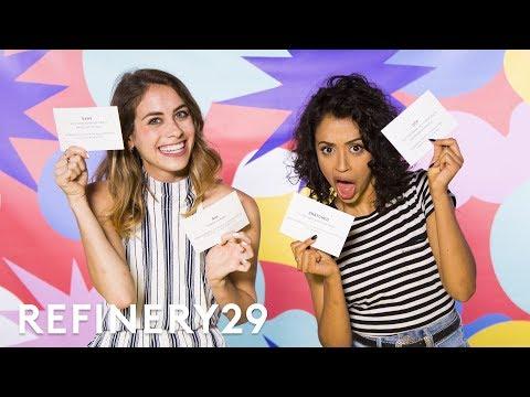 Internet Slang Challenge With Liza Koshy   YouTube Challenges   Refinery29