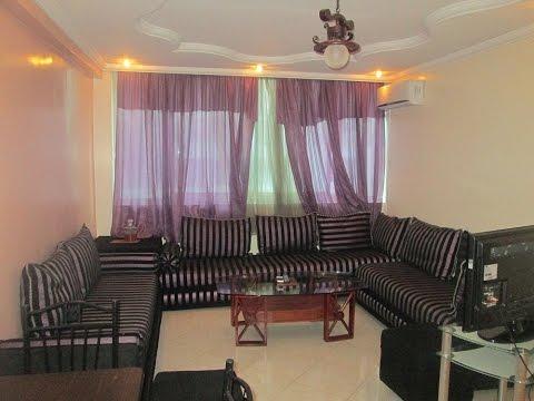 Appartement Meublé au center ville de Kenitra