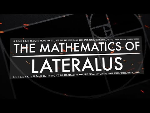 """[RE-UPLOAD] How Tool Used Math to Create """"Lateralus"""""""
