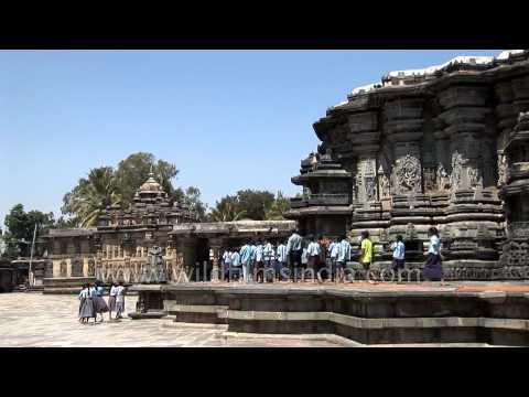 Chennakesava Temple of Belur