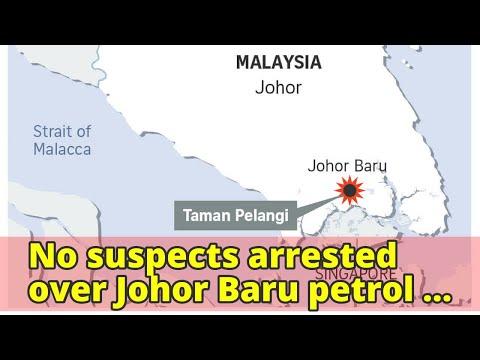 No suspects arrested over Johor Baru petrol kiosk murder: Police