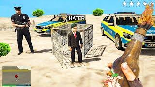 ich verfolge einen HATER in GTA 5 RP!