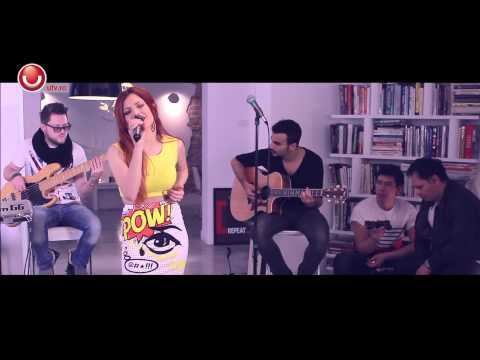 Elena Gheorghe feat. Glance - Ecou (Official Video Live Sessions) @Utv