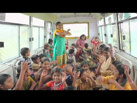 Door Step School - Education Moves on to Every Door Step