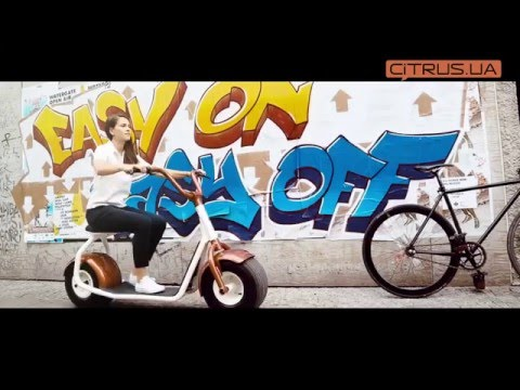 Минибайк Like.bike SEEV–эксклюзивно в Цитрусе!