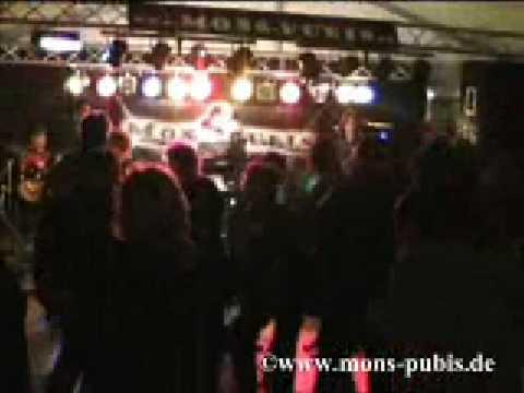 Mons Pubis live Reichardtswerben
