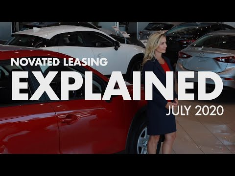 Novated Leasing Explained 2020